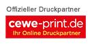 Offizieller Druckpartner, www.cewe.de