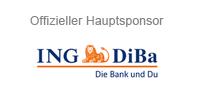 Offizieller Hauptsponsor ING DiBa