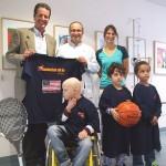 Basketball Aid KörbegegenKrebs-500