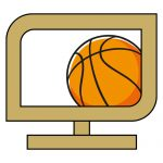 Basketball-im-TV