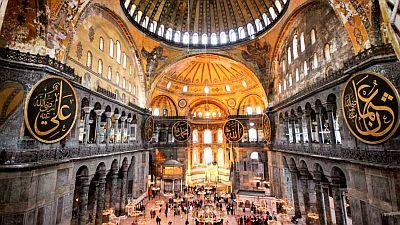 IstanbulMoscheeinnen