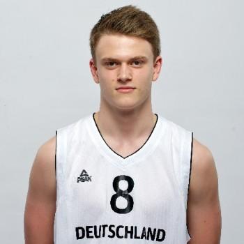 Basketball Kienbaum 30.05.2014Deutsche Nationalmannschaft U16Jan MŸggeFoto: Camera4