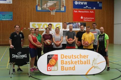 Oberhausen Gruppenfoto 1